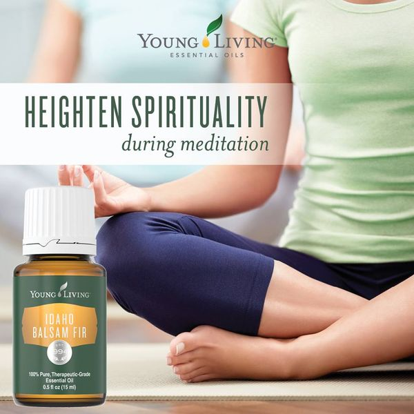 Heighten Spirituality During Meditation Young Living