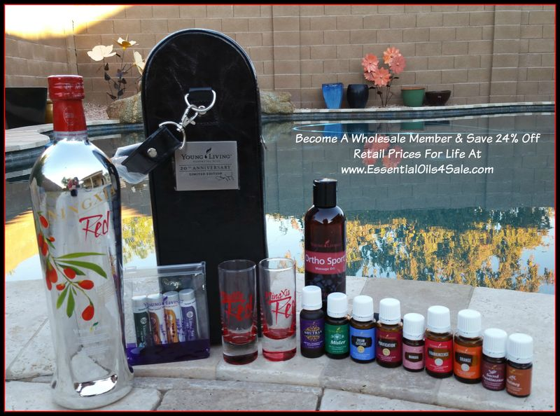 The Young Living Promos Were So Awesome We Placed A 2nd