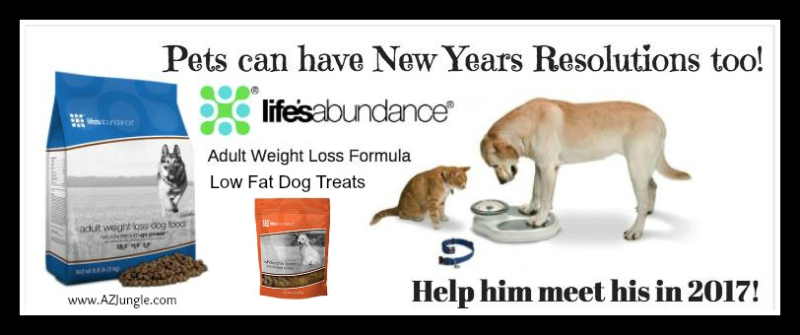 Weight Loss Food And Treats For Dogs www.AZJungle.com