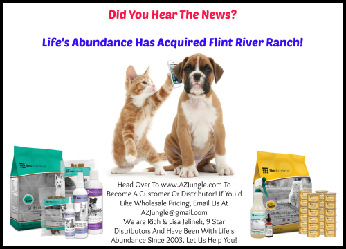 Lifes Abundance Acquires Flint River Ranch www.AZJungle.com
