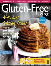 Gluten Free Living Magazine www.AZJungle.com