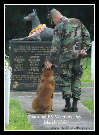 K9veteransday