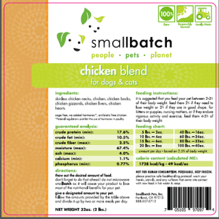 Smallbatch-chicken-blend-dog-cat-food-recall