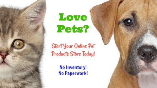 Love Pets - Start Your Own Pet Products Business www.HealthyPetPeeps.com
