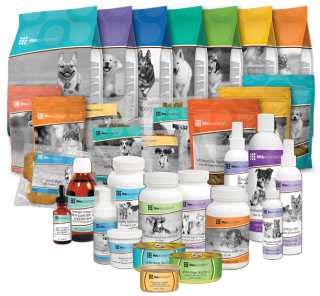 Life's Abundance Pet Products www.HealthyPetPeeps.com