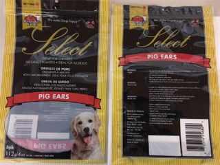 Barnsdale Farms Select Pig Ear Recall www.AZJungle.com