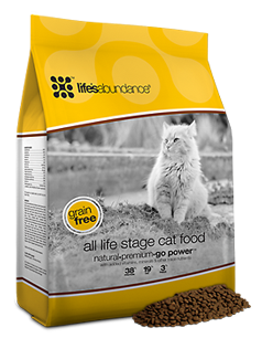 Grain Free Cat and Kitten Food www.HealthyPetPeeps.com