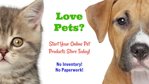 Love Pets - Start Your Own Pet Products Business www.PetFoodBusiness.com