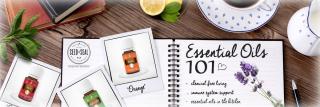 Essential Oils 101 Class - Sign up at www.EssentialOils4Sale.com