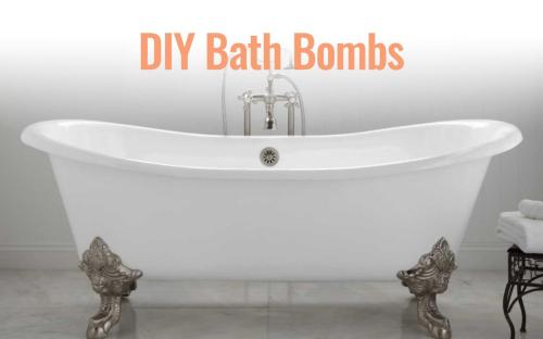 DIY Bath Bombs www.EssentialOils4Sale.com