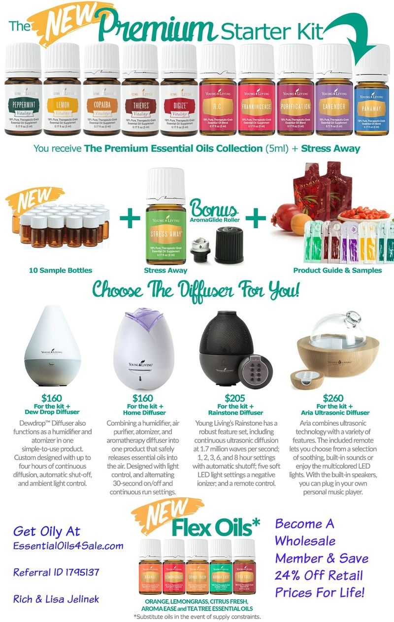 Young Living Essential Oil Premium Starter Kits Are 10 Off Check Out All The Uses Young Living Essential Oils Beauty Health Products