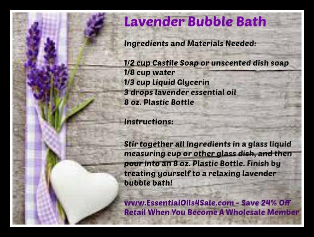 Lavenderbubblebath