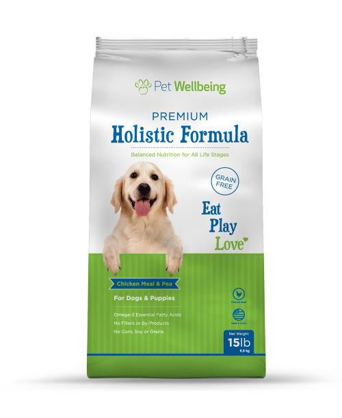 Non Branded Grain Free Dog Food