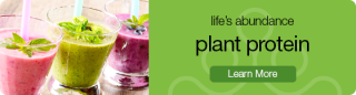 Lifes Abundance Plant Protein Drink www.AZJungle.com