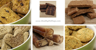 Dog Treats Never Recalled www.HealthyPetPeeps.com