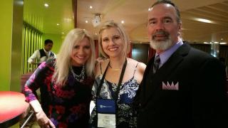 Dr Jessica Vogelsang and Rich and Lisa Jelinek www.HealthyPetPeeps.com