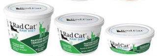 RadCat Raw Cat Food Recall Venison www.HealthyPetPeeps.com