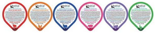 RadCat Raw Cat Food Diet Recall www.HealthyPetPeeps.com