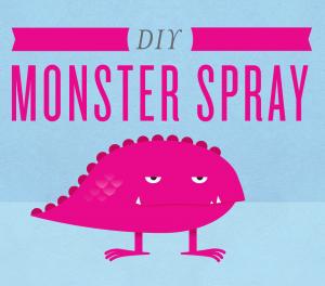 DIY Monster Spray www.EssentialOils4Sale.com
