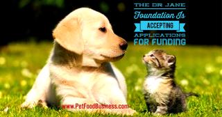 Dr Jane Foundation www.PetFoodBusiness.com
