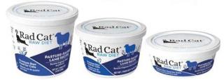 RadCat Raw Cat Food Recall Lamb www.HealthyPetPeeps.com