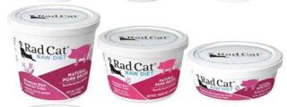 RadCat Raw Cat Food Recall Pork www.HealthyPetPeeps.com
