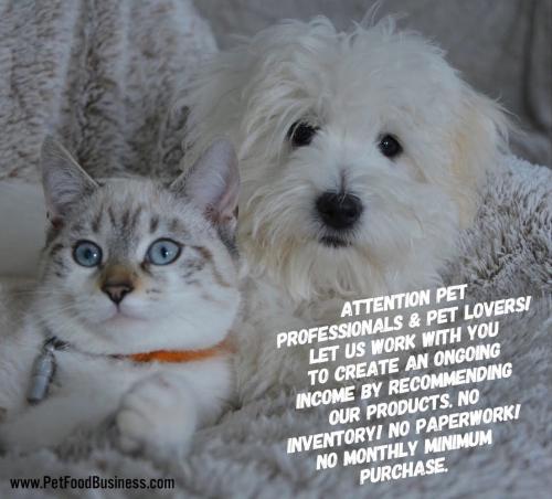 Become a Life's Abundance Representative www.PetFoodBusiness.com