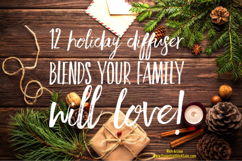 Young Living Christmas Tree.12 Holiday Diffuser Blends Your Family Will Love Young