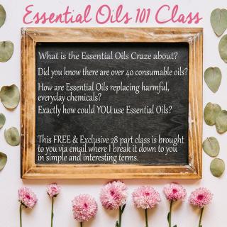 Essential Oils Class www.EssentialOils4Sale.com