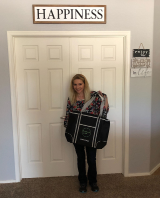 Thrive Life Fast Track Tote www.JoinThriveLife.com