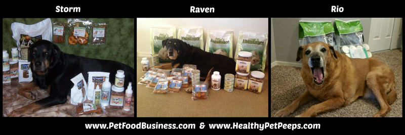 Feeding Life's Abundance through the years www.HealthyPetPeeps.com