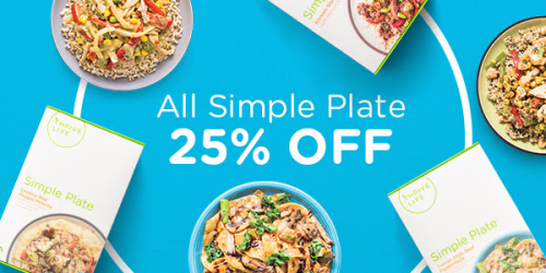 All Simple Plates are on sale www.HealthyEasyFood.com