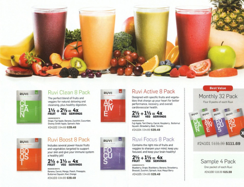 Buy Ruvi from Thrive Life www.HealthyEasyFood.com