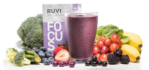 Ruvi Focus Blend www.HealthyEasyFood.com