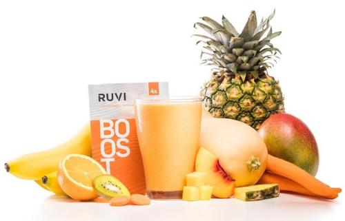 Ruvi Boost Blend www.HealthyEasyFood.com