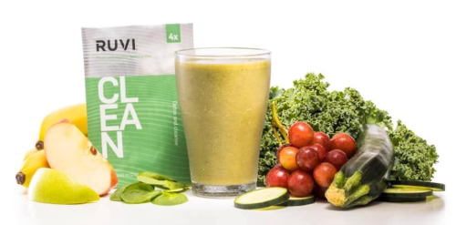 Ruvi Clean Blend www.HealthyEasyFood.com