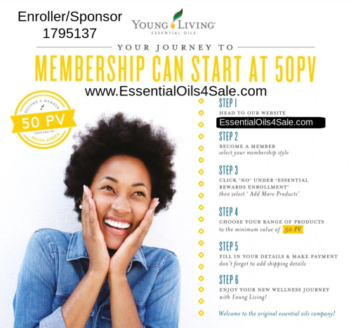 Become a Young Living member in South Africa www.EssentialOils4Sale.com