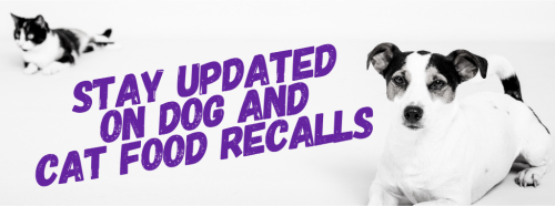 Stay updated on pet food recalls www.HealthyPetPeeps.com