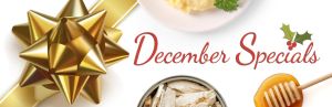 Thrive December Specials