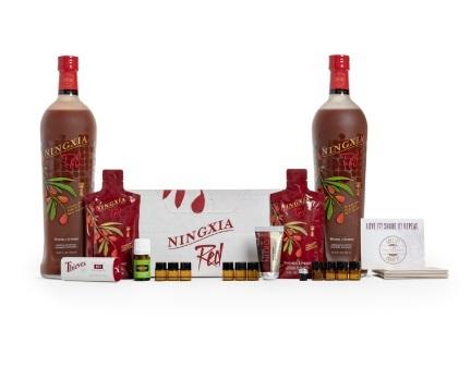 Premium Starter Kit with NingXia www.EssentialOils4Sale.com