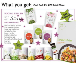 Thrive Life Social Seller Kit www.JoinThriveLife.com