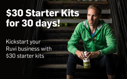 Thrive Life $30 Starter Kit www.HealthyEasyFood.com