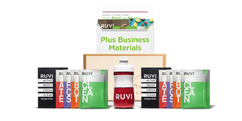 $30 Ruvi Starter Kit from Thrive Life www.HealthyEasyFood.com