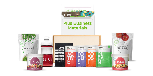 $30 Ruvi Plus Starter Kit from Thrive Life www.HealthyEasyFood.com