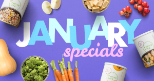 Thrive January Specials www.HealthyEasyFood.com