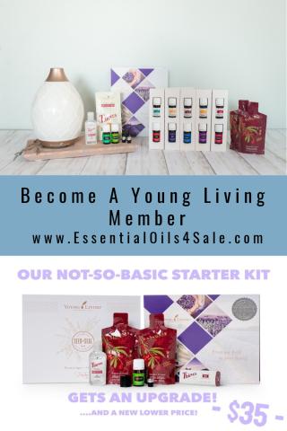 Essential Oil Kits - Become A Young Living Member www.EssentialOils4Sale.com