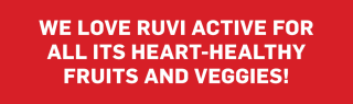 Ruvi Active Heart Healthy Drink www.HealthyEasyFood.com