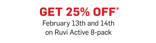 25% Off Ruvi Active from Thrive Life www.HealthyEasyFood.com