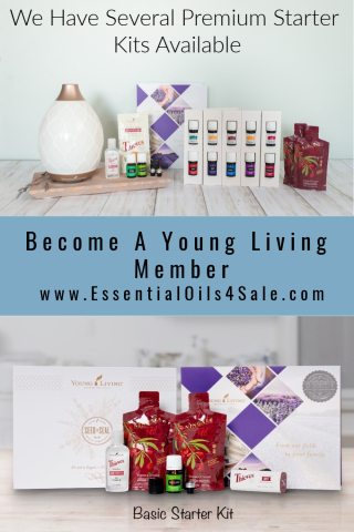 Essential Oil Kits from Young Living www.EssentialOils4Sale.com
