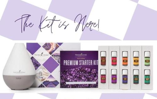 South Africa Premium Starter Kit www.EssentialOils4Sale.com